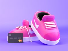 SneakerHead by Rahul Menon for Zeta on Dribbble 3d Model Character, Character Design, Cartoon Shoes, 3d Things, 3d Icons, 3d Figures, Modelos 3d, Visual Texture, Blender 3d