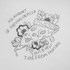 nathanhurstart:  Did this little piece today. Modern Baseballnew album You're Gonna Miss it All has really been hitting home for me. Hope fans or the band sees this. The least I could do after buying their album.