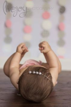 6 Month Photography / Baby Photography / LiveJoy Photography / Salem, Oregon #LiveJoyPhotography