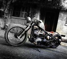 Bobber Inspiration | Bobbers & Custom Motorcycles | Harley-Davidson springer bobber