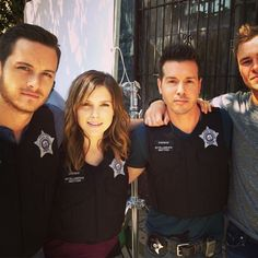 sophia bush is going to have a new show this fall! chicago pd