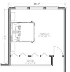 Best Plan 90027 Master Bedroom Addition For One And Two Story 400 x 300