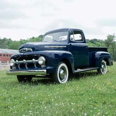 1951 Ford F 1 Pickup Truck
