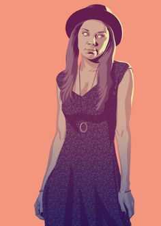 Margaery-Tyrell-Modern-Illustration