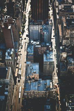 New York photographed by Sophia van den Hoek