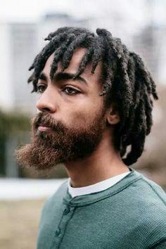 Nubian man hair