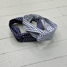 Headband: patron de couture gratuit