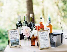 Whimsical Woodsy Portland Wedding - Inspired By This