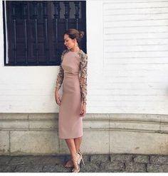 """1,204 Me gusta, 11 comentarios - Invitada Ideal by Margarita (@invitadaideal) en Instagram: """"Vestidos perfectos, Espectacular vestido joya de @fernandoclarocostura Ideal @beitaclaro ✨ La…"""""""
