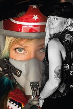 Race-car driver Jessi Combs, who was titled 'fastest woman on four wheels' dies attempting to break her own driving record. Jessi Combs, Car And Driver, Car Girls, Celebrity Couples, Car Show, Race Cars, Queens, Motorcycles