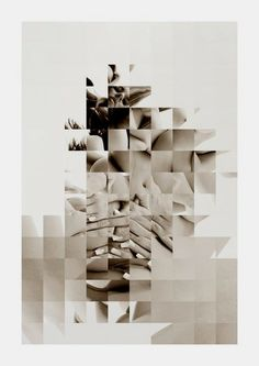 fieldabstract: Glitch Collection by Ryan Frank Graffiti Flowers, 3d Street Art, Generative Art, Typography Poster, Texture Art, Glitch, Graphic Design Art, Art Images, Collage Art
