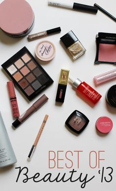 Top 13 Makeup Products of 2013