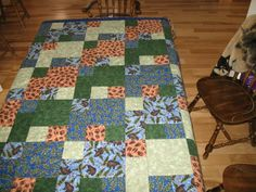 Keith Mayberry Artist - Quilts 3