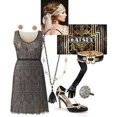 Frugal Fashion Friday RGR - Great Gatsby Costume