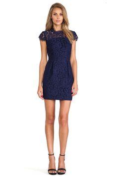keepsake Run the World Dress in Eclipse Lace | REVOLVE