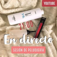 Hoy directo a las 21h con baño de color  #Peluqueria #directo #live #youtube #peluqueriaenpareja #lascanas #quitarcanas #bañodecolor #hacerseelpelo #peluqueriaencasa #behappy #bekatterox