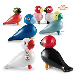 Classic, danish design at its best. Songbird from Kay Bojesen. So beautiful, so full of life.