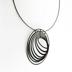Melissa Borrell Design — Concentric Pendant