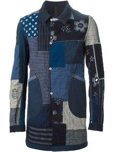 The Rebirth of Boro: clothing by Junya Watanabe