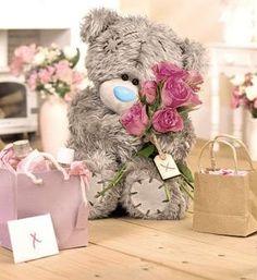 Florynda del Sol ღ☀¨✿ ¸.ღ ♥Tatty Teddy Anche gli Orsetti hanno un'anima…♥