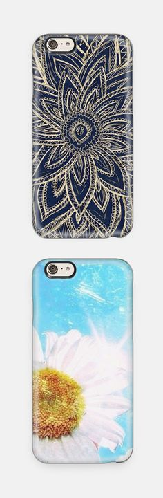 Floral iPhone cases! Available for iPhone 6, iPhone 6 Plus, iPhone 5/5s, Samsung Cases and many more. Perfect Holiday gift idea