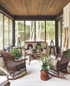 summer cabin decorating ideas | Summer Home Decorating Ideas Inspired by Rustic Simplicity of Canadian ...