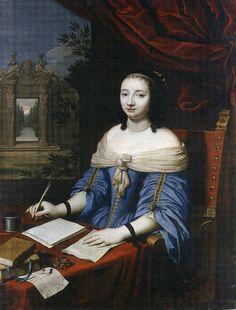 portrait 1668 | Retour à l'article : Un tableau attribué à Pierre Mignard offert au ...