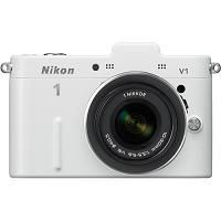 Beste Nikon 1 Systemkamera Megapixel 75 cm Zoll) Display) weiß inkl 1 NIKKOR VR mm Objektiv On line Online Shopping Deals, Camera Nikon, Camera Accessories, Cool Things To Buy, Stuff To Buy, Fujifilm Instax Mini, Hd Video, Lens