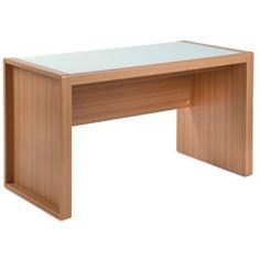 Rio Glass Top Desk