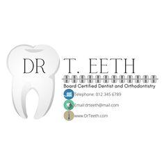 Dentist Logo, Blog Banner, Youtube Banners, Public Profile, Brand Identity, Muse, Digital, Design