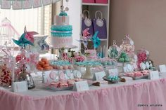 Shabby Chic Ballet Party