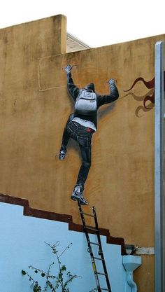 Levalet #Street Art
