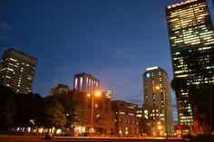 Bogotá Colombia, centro internacional de negocios