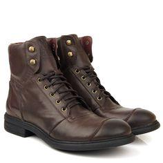Bota Masculina Black Boots Pi11 Café | Compre com frete grátis - BlackBoots