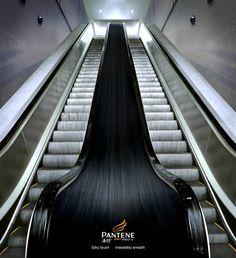エレベーターを使ったユニークな広告8