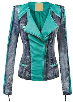 LL Womens Hooded Faux leather Jacket ✮✮✮✮ 778 customer reviews. Color: WJC1018_TURQUOISE. 100% POLYURETHANE (shell) 100% POLYESTER(lining) Exposed zipper details Fully lined Medium weight HAND WASH COLD / HANG TO DRY / DO NOT IRON / DO NOT DRY CLEAN. https://twitter.com/TheMarketer2015/status/644553807125417985
