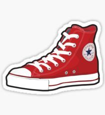 Converse Stickers | Tumblr stickers, Homemade stickers