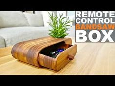 Basics of Making a Band Saw Box | JET Sponsored Project - YouTube