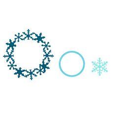Sizzix Framelits Die Set 3PK - Frame, Snowflake by Rachael Bright Sizzix http://www.amazon.com/dp/B009BCS1WC/ref=cm_sw_r_pi_dp_q5flwb02XEA0V
