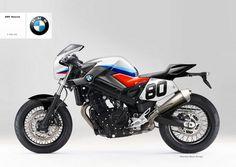 """BMW F 800 CR """"M"""""""