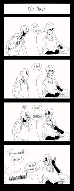 Dad Jokes by Noire73 on DeviantArt