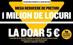 Promoție RYANAIR: 1 milion de bilete de avion la 5 EURO/segment Euro, Paphos, Tech Companies, Company Logo, Logos, Planes, Logo, Legos