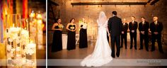 Boiler House candlelit wedding ceremony Wedding Ceremony, Lace Wedding, Wedding Dresses, Boiler, Boston, House, Fashion, Bridal Dresses, Moda
