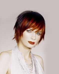 new hairstyle trends images | ladies-colour-short-hairstyle-hair-cut-new-year Hunter Village Drive ...
