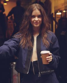 Barbara Palvin arriving at the Public School Fashion Show | 14th February