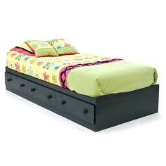 Twin Platform Bed Plans | Twin Platform Beds with Drawers Design 1024x1024 Twin Platform Beds