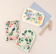 Katie Housley Cards Parlour, Pretty Cards, Paper Goods, Stationery, Palette, Delicate, Messages, Color, Instagram
