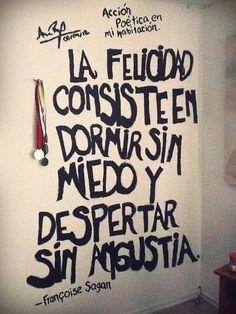 La felicidad (pineado por @PabloCoraje) #Citas #Frases #Quotes #Love #Amor