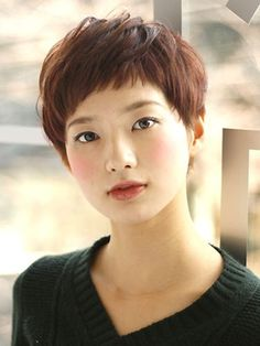 Short Sassy Haircuts - February 07 2019 at Asian Short Hair, Medium Short Hair, Very Short Hair, Short Hair Cuts, Medium Hair Styles, Short Hair Styles, Short Pixie, Asian Pixie Cut, Short Sassy Haircuts