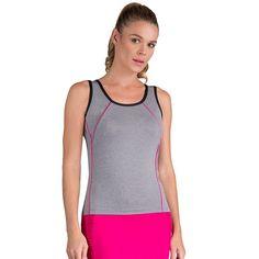 Women's Tail Camryn Tank Top, Size: Medium, Dark Grey